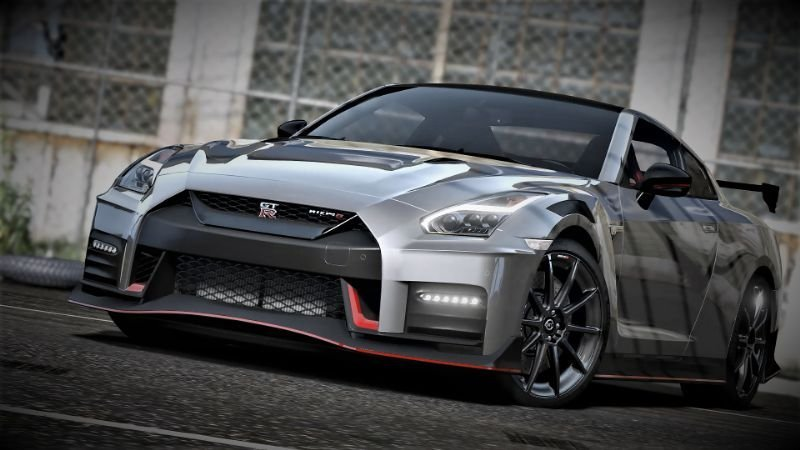 2020 Nissan GT-R Nismo [Add-On Template] - GTA5-Mods.com