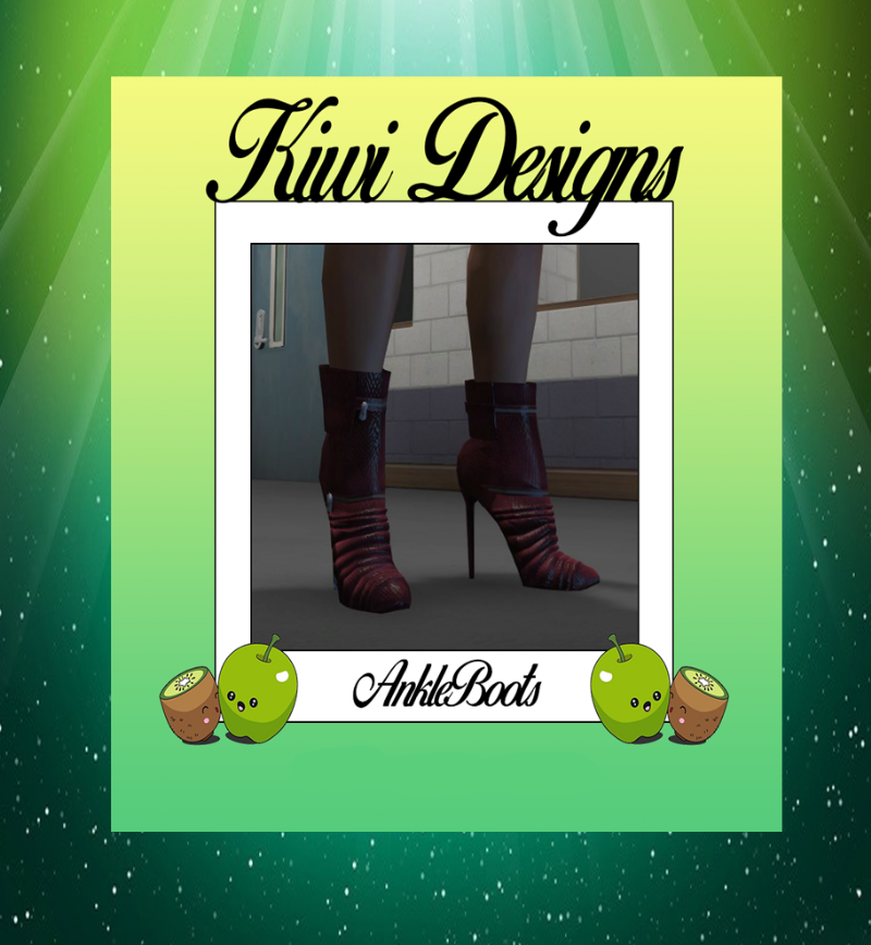 Dba7f7 ankle boots gta5moods