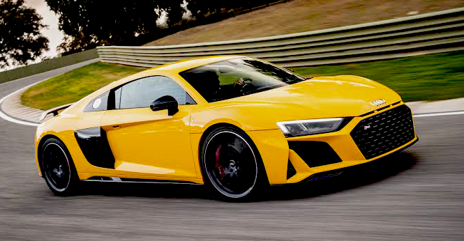 F1a3d2 audi r8 performances