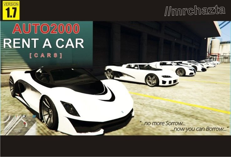 Single Player Car Rental Gta5 Mods Com