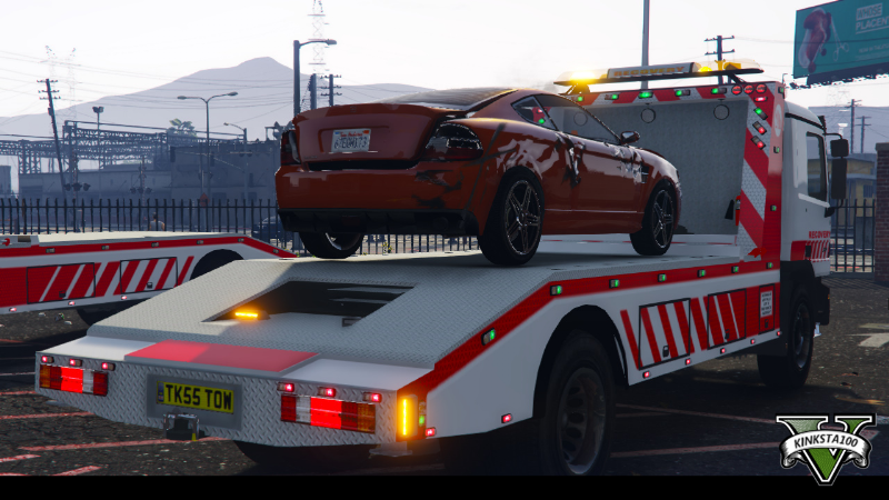 Afdf47 gta 5 mb flatbed tow 1