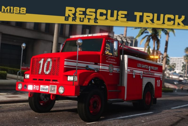 E98aab rescuetruck