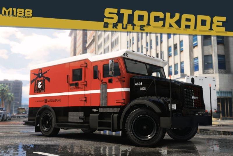 A03460 stockade