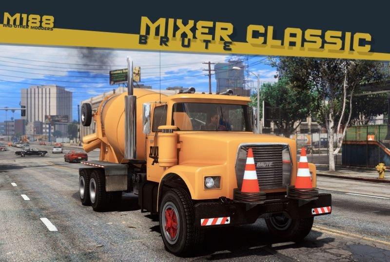 E6ffe2 mixerclassic