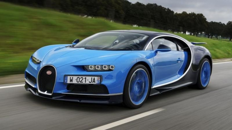 Bugatti Chiron 2017 Handling Speed - GTA5-Mods.com
