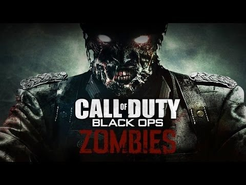 Call Of Duty Black Ops Zombies Sounds For Simple Zombies