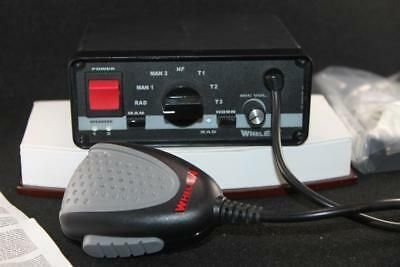 Ca7d7f brand new whelen 295slsa1 hands free siren with pa