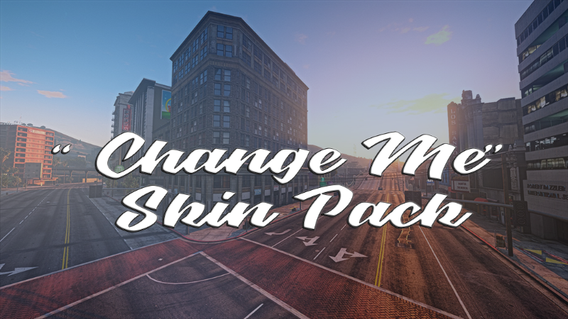 how to change skin in servers