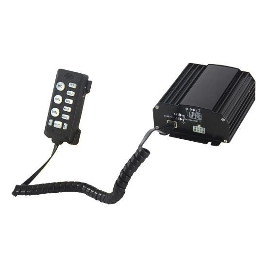 F6929b 100w 400w police alarm amplifer siren