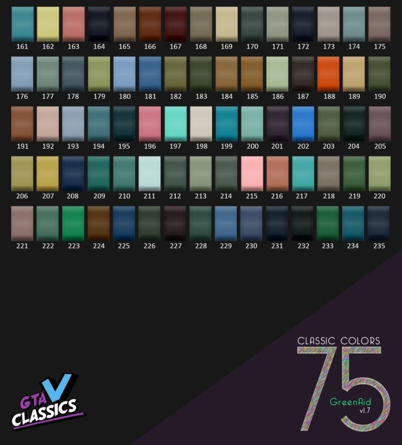 672030 classic colors v17