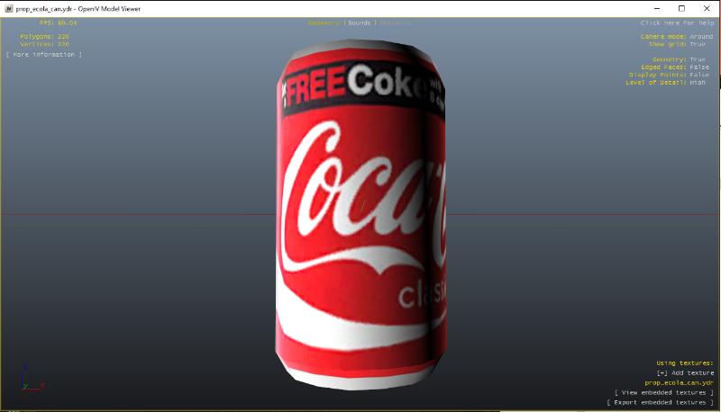 A836db coke