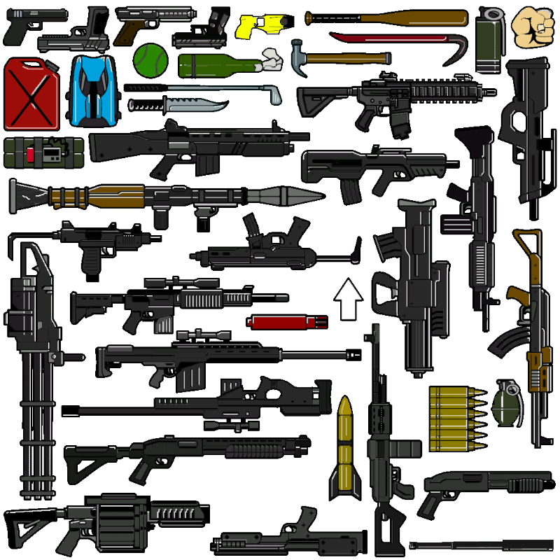 16124b weapons all
