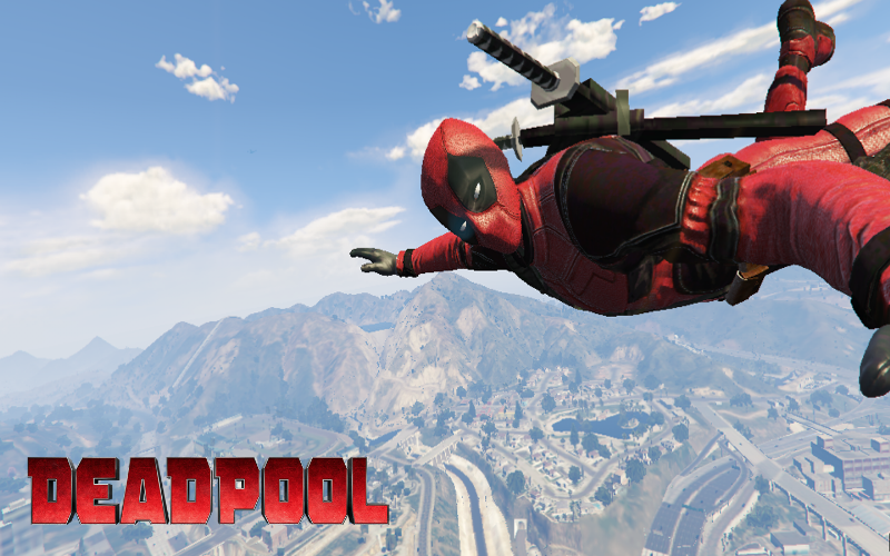 C866ad deadpool wallpaper 2