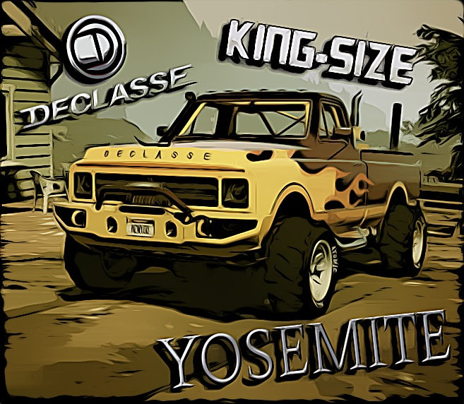 04affa yosemire king size off road