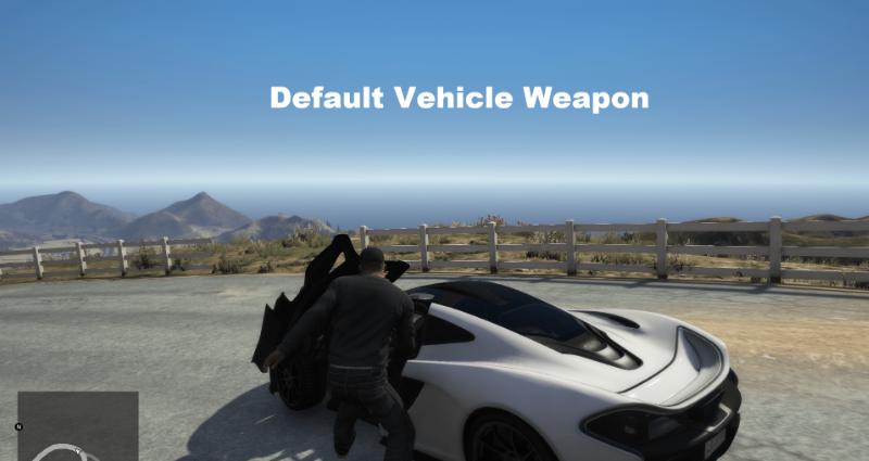 Ca1ef8 default weapon 1 min