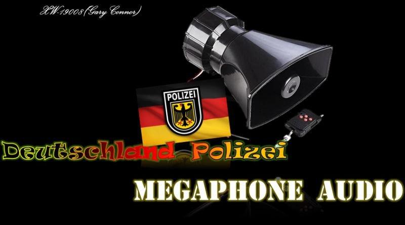 43bfd3 deutschlandpolizeimegaphoneaudio