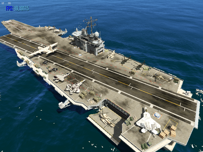 Enhanced Aircraft Carrier - GTA5-Mods.com