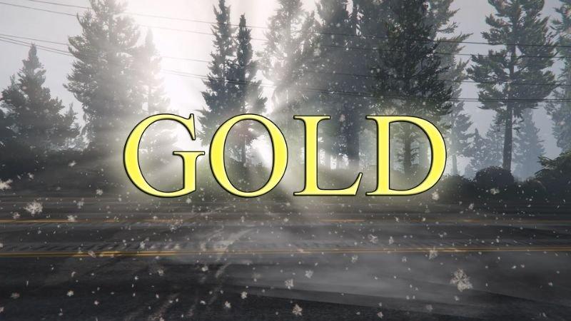 50e189 snowflakesgogold