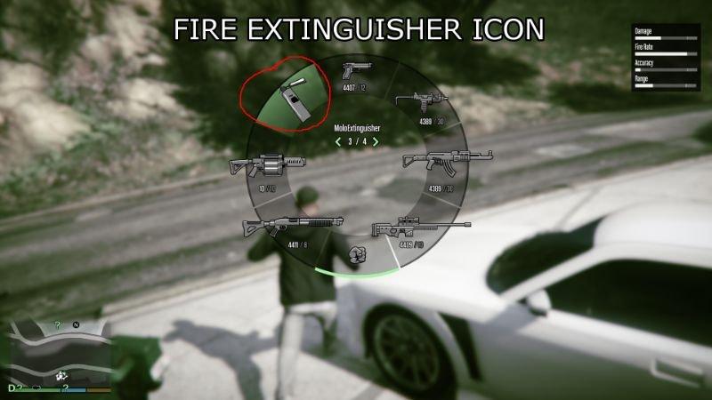 Fb8093 fire extinguisher wheel
