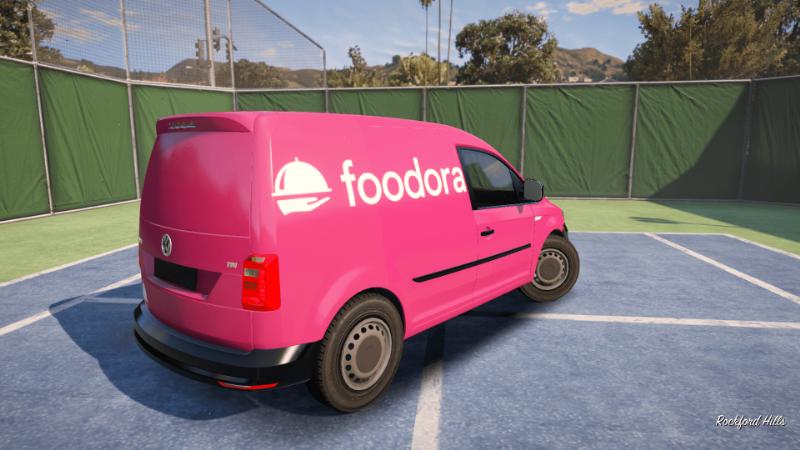 E99716 foodoracar1