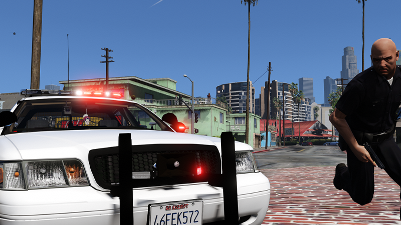 Fort Lauderdale Florida Police Department Pack Gta5