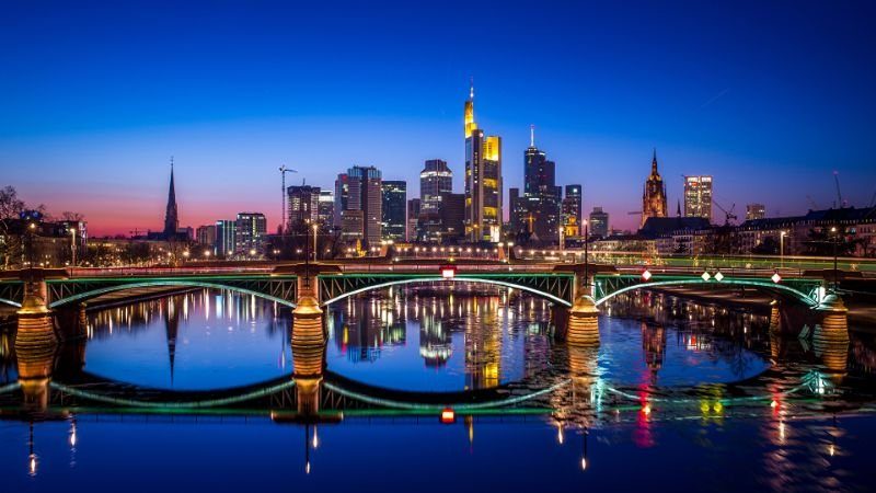 3a46a9 frankfurt germany houses rivers bridges night 519741 1920x1080