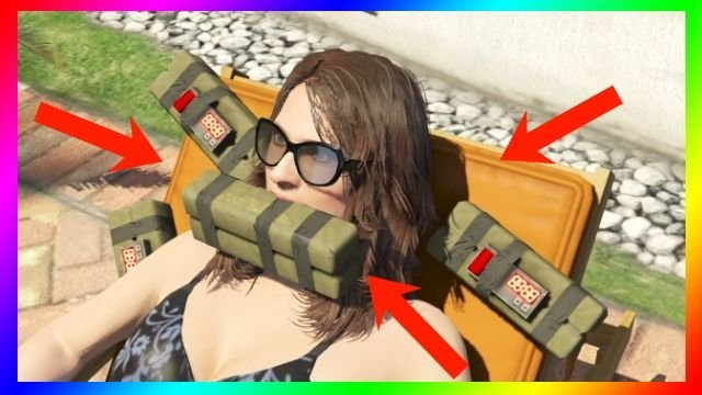 Gta v online how to get sticky bombs — photo 2