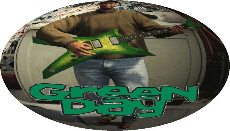 7b5097 green day welcome to paradise ambient guitar