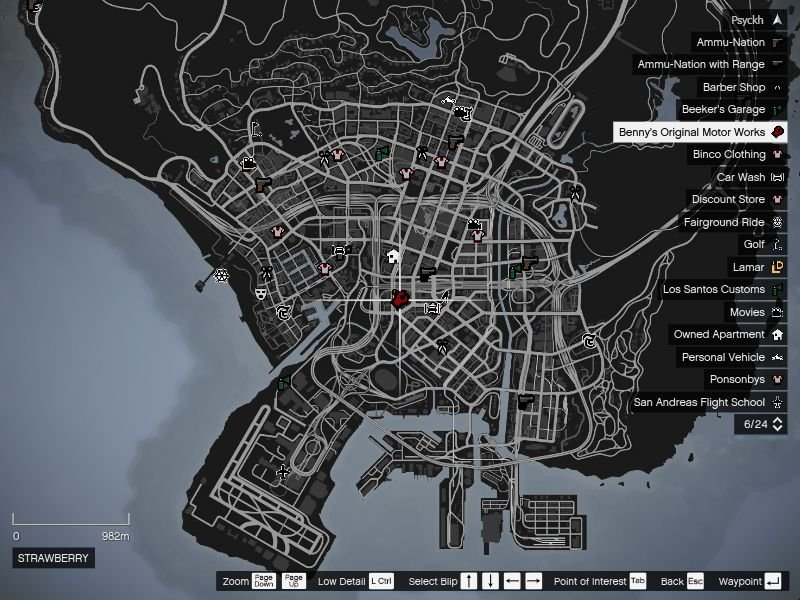 GTA San Andreas Minimap Icons - GTA5-Mods.com