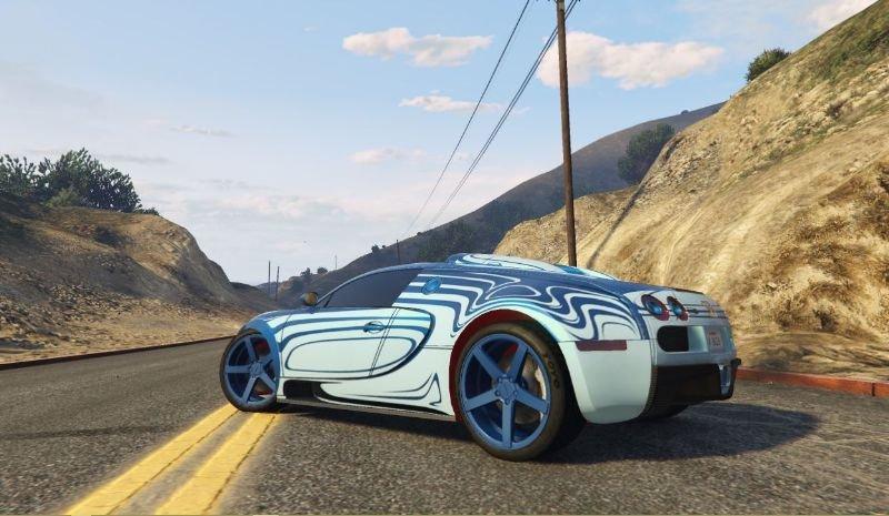 Bugatti Legends Handling  - GTA5-Mods.com