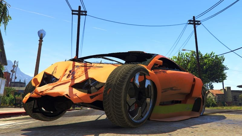 Bcb10e realistic crash deformation mod