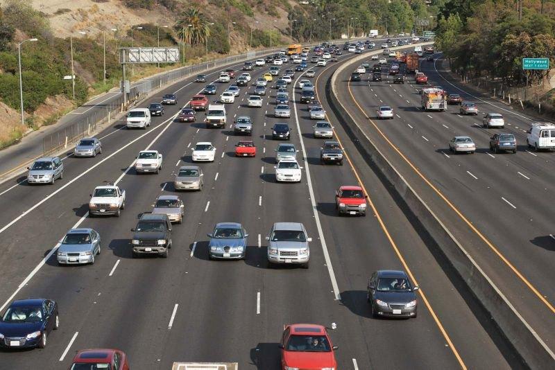 1146de highway traffic los angeles