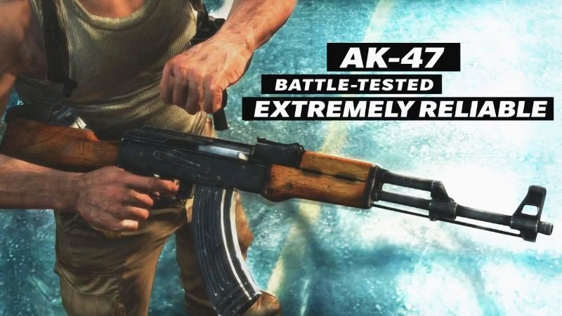 78dd1a max payne 3 assault rifles ak 47