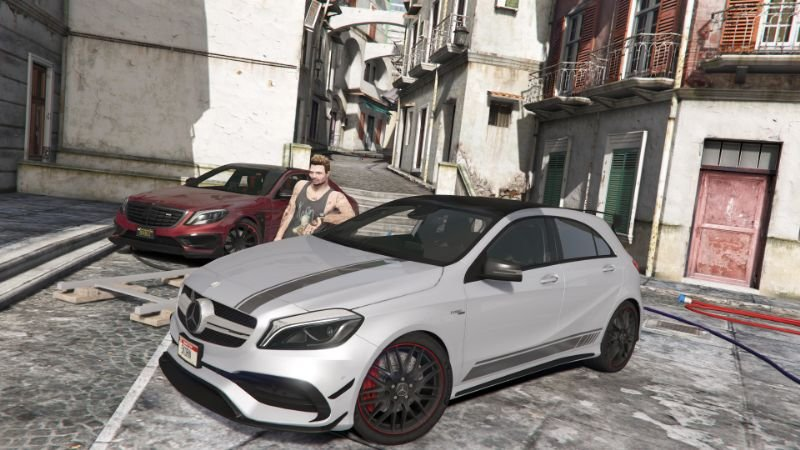 52b446 2017 mercedes amg a45 by gta5korn