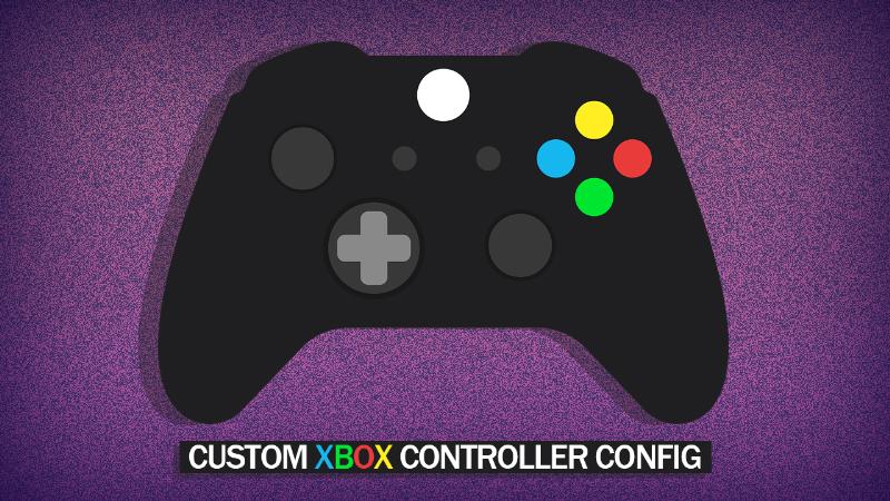 35ffa5 custom controller config