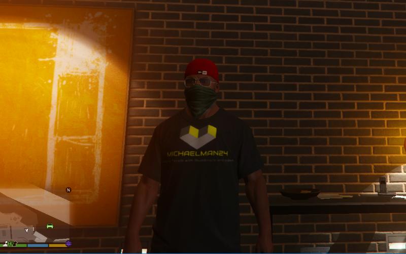 Ace71c t shirt