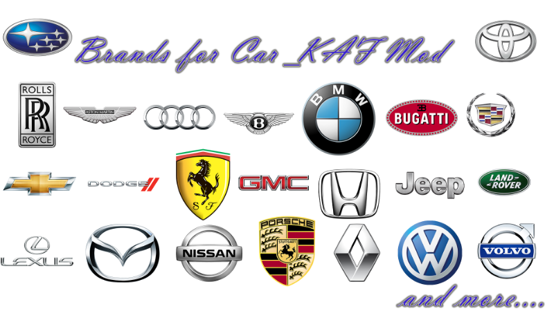 D20b74 brands for mod