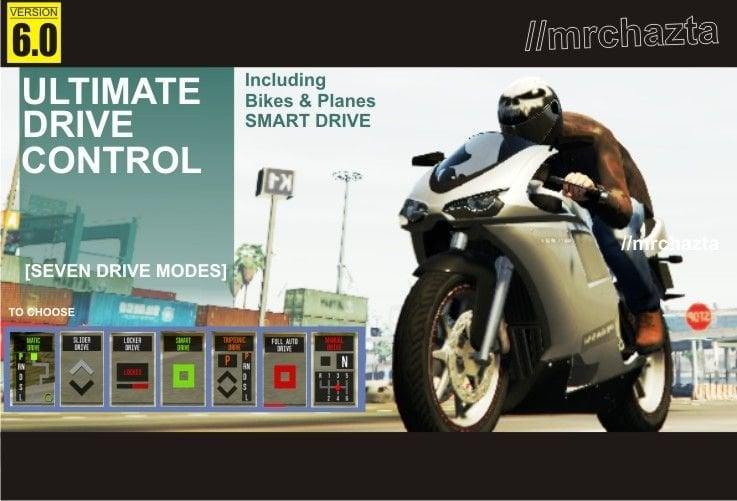 http://mrchazta-mods.blogspot.com/2016/04/gta-v-ultimate-drive-control-mod.html