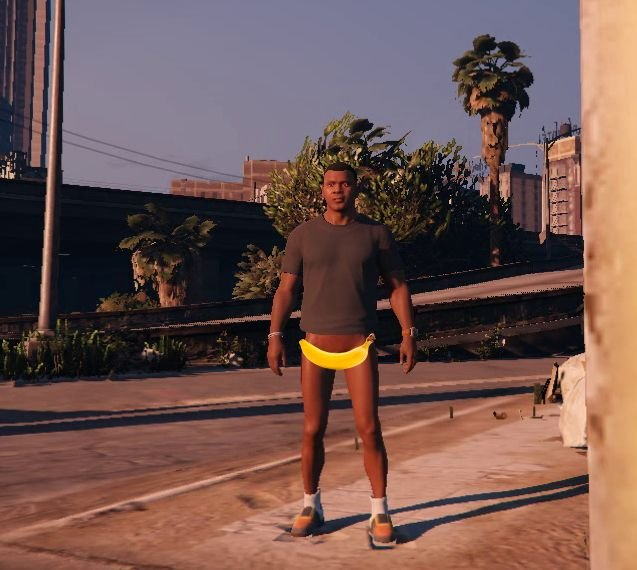 Have Grand theft auto naked pic