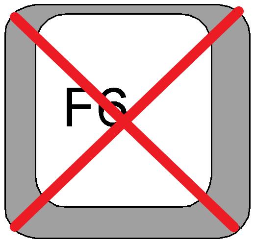 D49952 f6 crossed