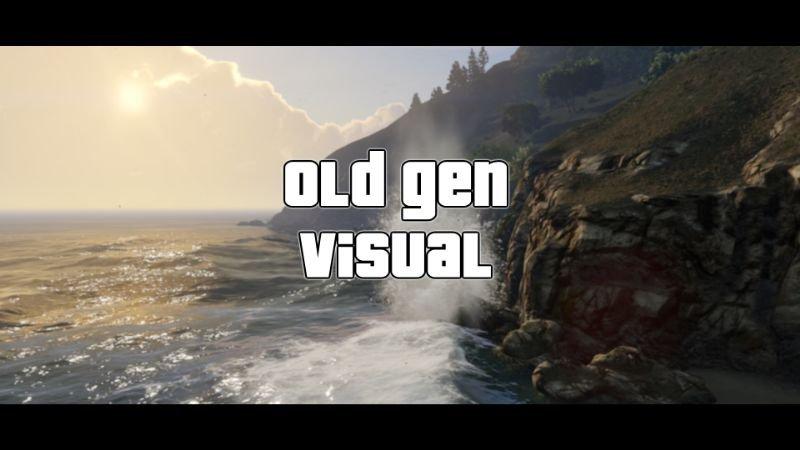 E500ff old gen visual