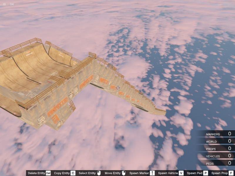 Ragdoll-Skydive-Blender - GTA5-Mods com