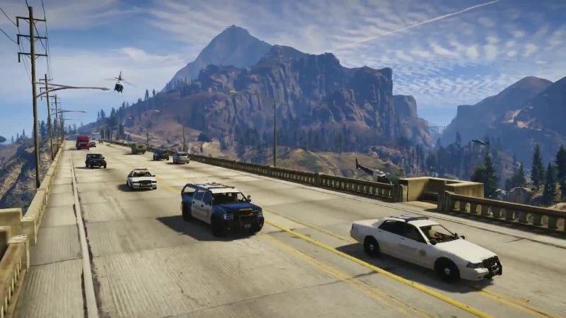 9ec5ce grand theft auto v police cars