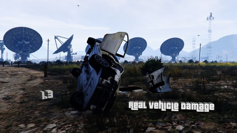 A9f355 real vehicle damage 1.3 title