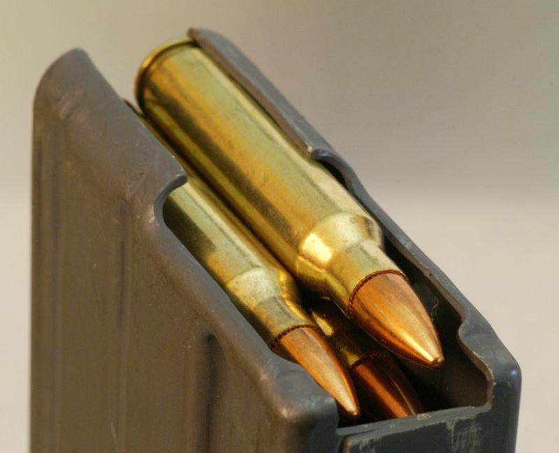 43af4c bullets 5 magazine