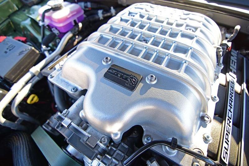 F6953c 2021 dodge charger srt hellcat redeye supercharger