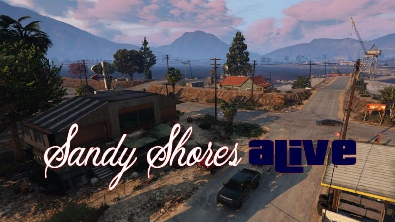 80a14a sandy shores alive
