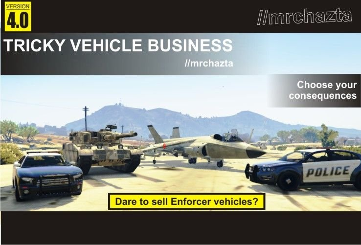 http://mrchazta-mods.blogspot.com/2016/04/gta-v-tricky-vehicle-business-mod.html