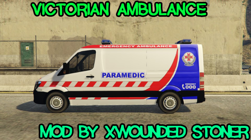 Cf381f ambulance