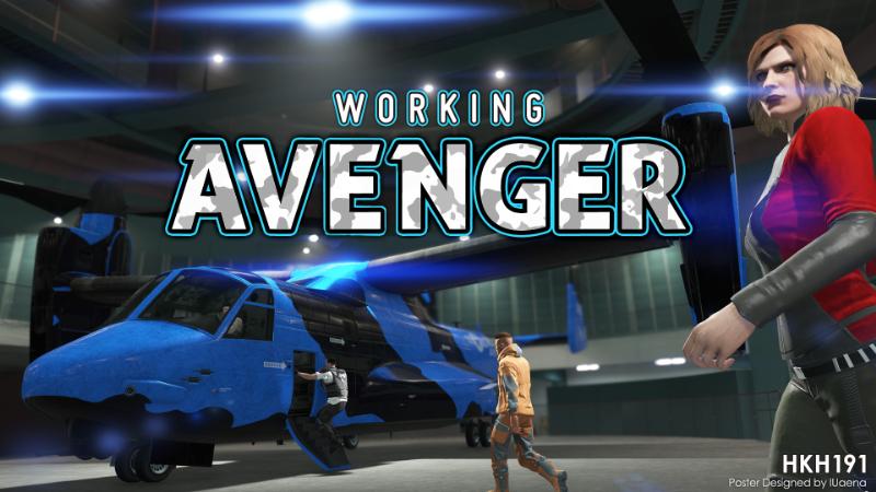 Bb9754 avenger